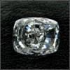 DIAMOND QUALITY CZ 4 CT RADIANT CUSHION CUT LOOSE STONE