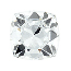 cushion cut cubic zirconia